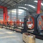 CNC jeklene kletke varilni stroj jekleni roll šivalni stroj varilec za gradnjo