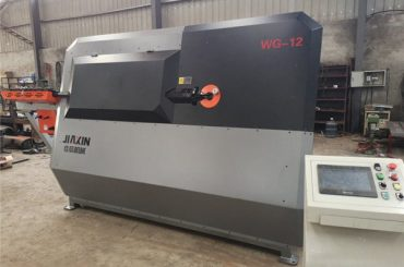 tovarni železa palica cnc avtomatski rebar stirrup upogibni stroj