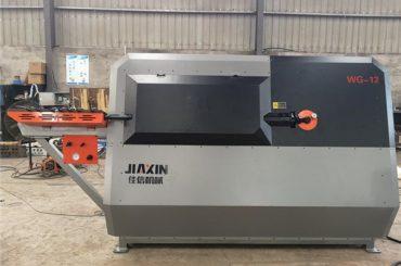 prenosni stroj za rezanje in upogibanje pločevine z CNC okroglo jeklo za rezanje in upogibanje