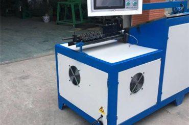 6mm jeklena žica obešalnik stroj za upogibanje univerzalno nerjaveče jeklo košarica cnc žice bender